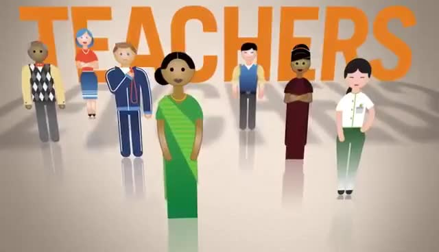 Watch and share Celebrating Teacher's Day GIFs on Gfycat