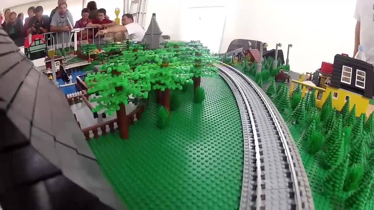 crash, lego, train,  GIFs