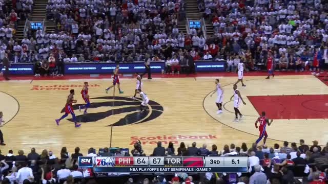 Watch and share Toronto Raptors GIFs and Joel Embiid GIFs by queener1994 on Gfycat