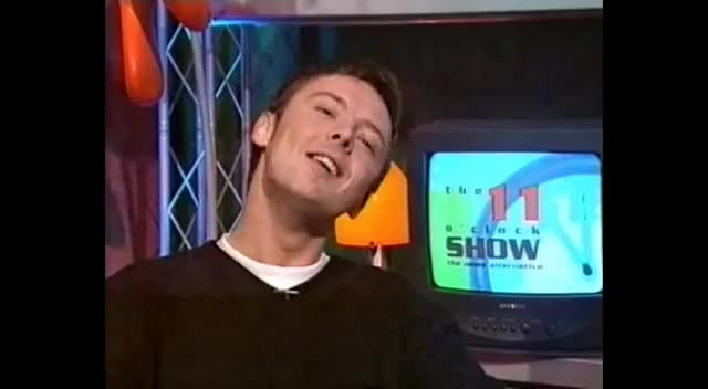 Watch The 11 O'Clock Show - John Simm GIF on Gfycat. Discover more actor, celebs, cory monteith GIFs on Gfycat