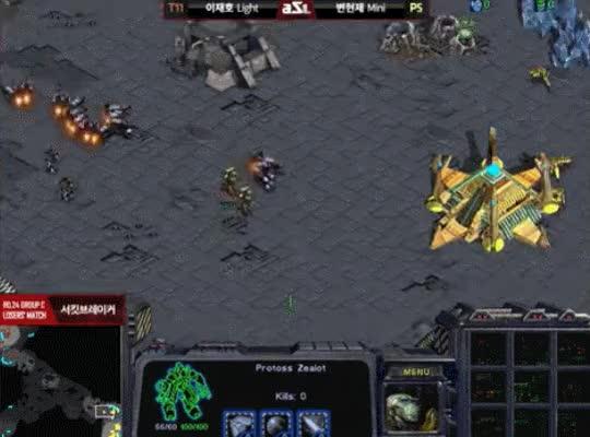 Watch and share Starcraft GIFs by Bigfan on Gfycat
