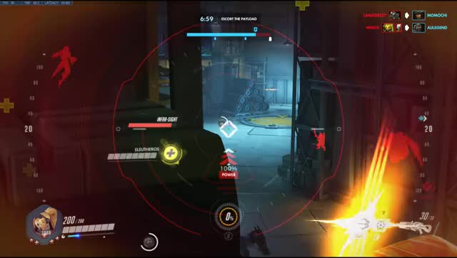 Watch Duel GIF by @aerios on Gfycat. Discover more overwatch GIFs on Gfycat