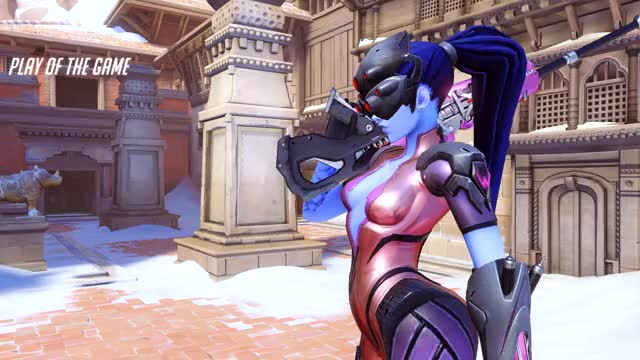 Watch and share Overwatch GIFs and Widow GIFs by chaoscruizer on Gfycat
