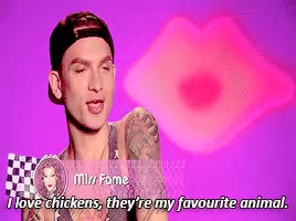 Watch and share Miss Fame GIFs and Rpdr Edit GIFs on Gfycat