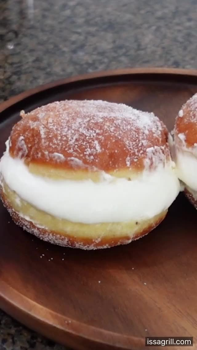 Watch and share Honey Milk Donuts By IssaGrill GIFs by IssaGrill on Gfycat
