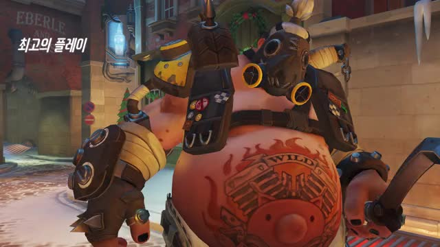 Watch Overwatch GIF by kkkji1215 on Gfycat. Discover more 청소잘함 GIFs on Gfycat