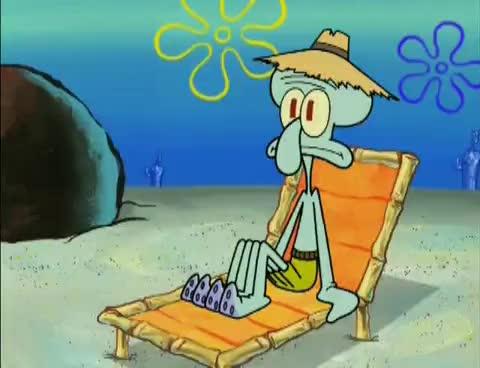 Spongebob's Drums GIFs