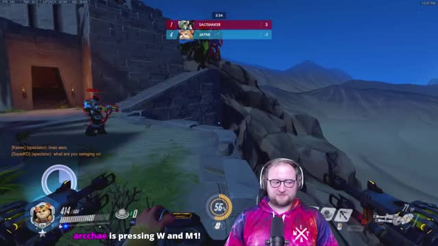 Watch and share Vod Review GIFs and Overwatch GIFs by IzThatit on Gfycat