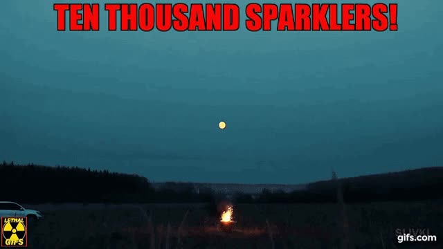Watch and share Sparklers GIFs and Fireworks GIFs by Mick Lethal on Gfycat