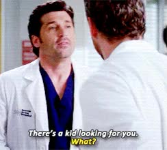 Watch and share Patrick Dempsey GIFs and Miss You GIFs on Gfycat