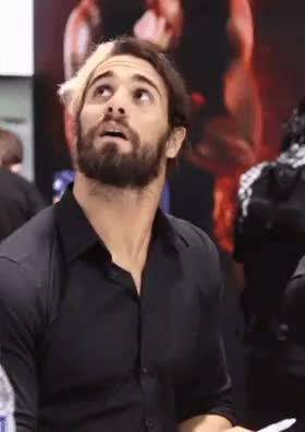 Watch and share Seth Rollins GIFs and Colby Lopez GIFs on Gfycat