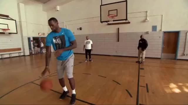 Watch Lebron makes a free throw (reddit) GIF on Gfycat. Discover more damnthatsinteresting, nba GIFs on Gfycat