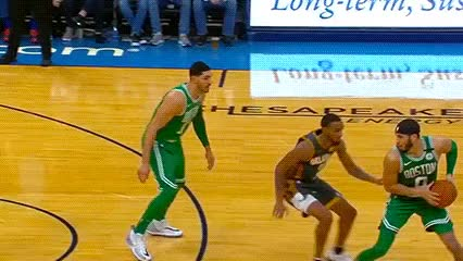 Watch and share Jayson Tatum — Boston Celtics GIFs by Off-Hand on Gfycat
