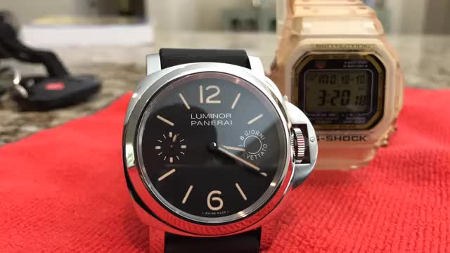 Watch and share Panerai Time Lapse GIFs on Gfycat