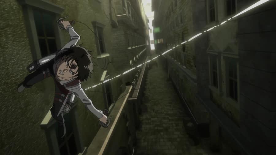 [HorribleSubs] Shingeki no Kyojin S3 - 39 [1080p] GIFs