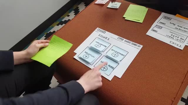 Watch EECS 330: Paper Prototyping (ᕕ( ᐛ )ᕗ) GIF on Gfycat. Discover more design, eecs, paper GIFs on Gfycat