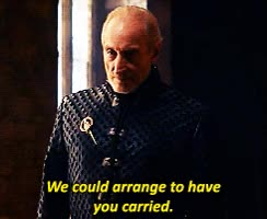 Watch joffrey tywin GIF on Gfycat. Discover more charles dance GIFs on Gfycat