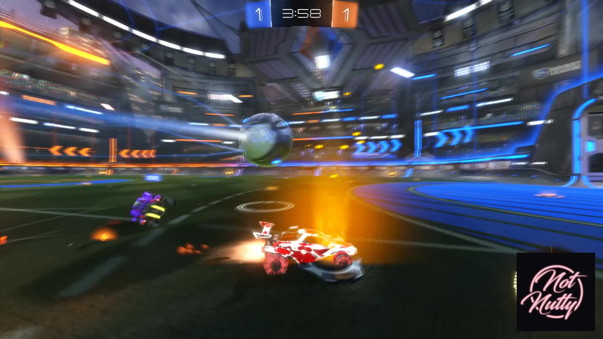 Gif Your Game, GifYourGame, Goal, NotNutty™, Rocket League, RocketLeague, Goal 3: NotNutty™ GIFs
