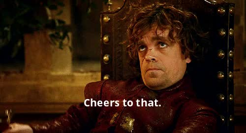 Watch tyrion drinking GIF on Gfycat. Discover more peter dinklage GIFs on Gfycat