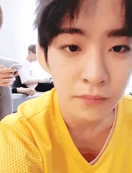 Watch youngjae what are you doing? GIF on Gfycat. Discover more choi youngjae, gifs:1k, gifs:got7, got7, im supposed to be studying wow, jyp, korean, kpop, post, remember magibon hahaha, yellow, youngjae GIFs on Gfycat