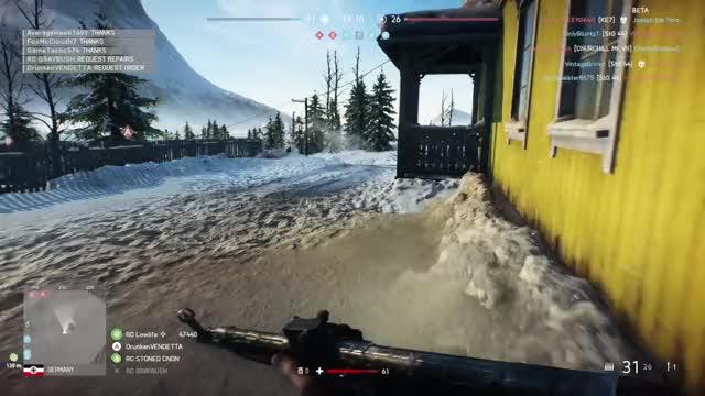 Watch BFV GIF by Gamer DVR (@xboxdvr) on Gfycat. Discover more BattlefieldVOpenBeta, DrunkenVENDETTA, xbox, xbox dvr, xbox one GIFs on Gfycat