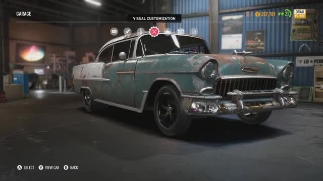 Watch and share NFS Payback Chevy Bel Air Super Build GIFs by Fedor Sivov on Gfycat