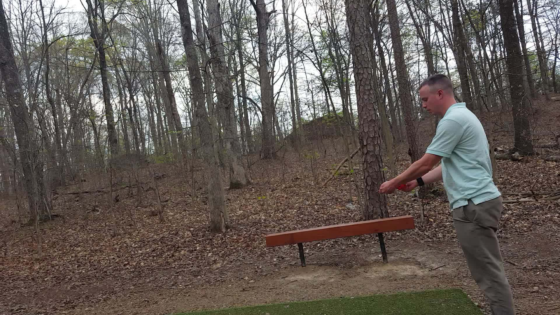 discgolf, form check week 2a GIFs