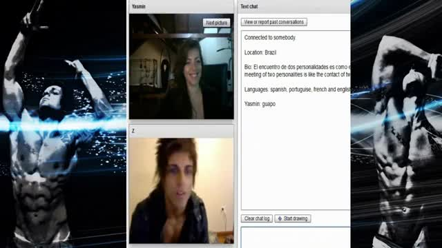 doing chatroulette norge