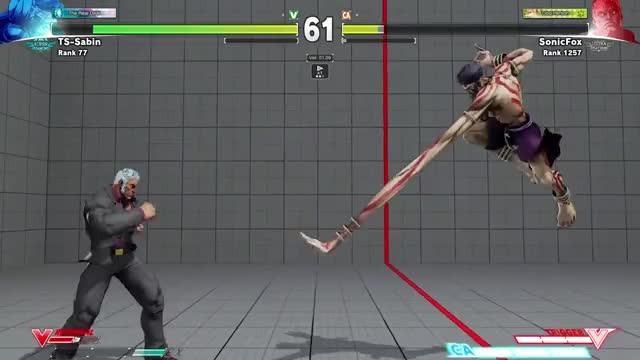 Watch and share Sfv Rank Matches GIFs and Ps4 Sf5 Replays GIFs by EventHubs on Gfycat