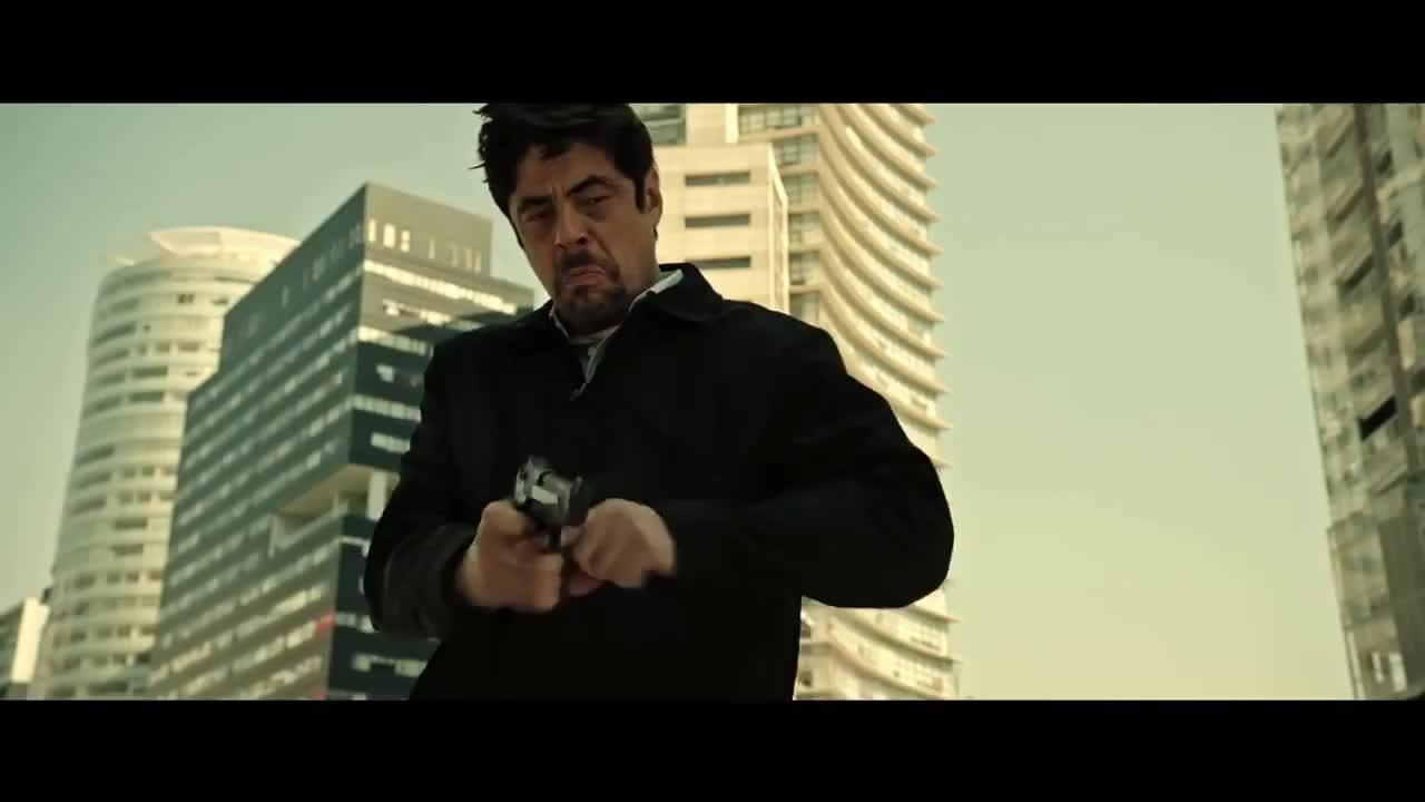 benicio del toro, SICARIO 2: SOLDADO - Official Teaser Trailer (HD) GIFs