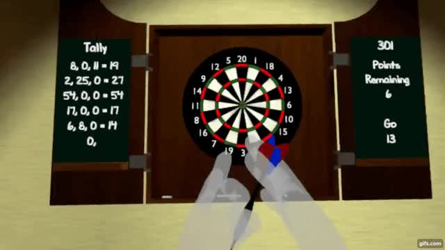 Watch and share Darts GIFs on Gfycat