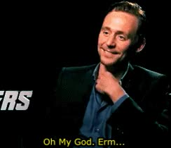 Watch Ok so to wrap this up then, anything else you like to add?Why?Aaaah that's why…I don't own any of the gifs, my thanks goes to the geniuses b GIF on Gfycat. Discover more tom hiddleston GIFs on Gfycat