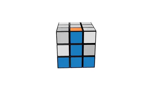Watch and share How To Solve A Rubik's Cube | OFFICIAL TUTORIAL PART 4 GIFs on Gfycat