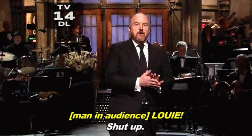 Watch Louie GIF on Gfycat. Discover more louis c.k GIFs on Gfycat