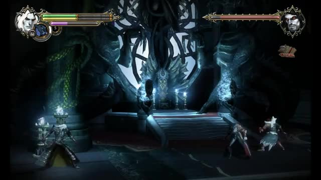 Watch and share Castlevania Mirror Of Fate - Boss 06 Dracula No Damage Hard GIFs by Qaiss El-Bairoti on Gfycat