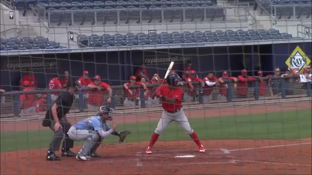 Watch 2018 Instructs Antoni Flores Red Sox SS GIF on Gfycat. Discover more related GIFs on Gfycat