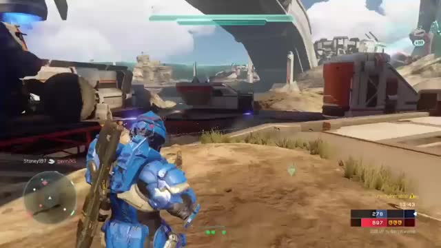 Watch That's not a wraith turret! GIF on Gfycat. Discover more Halo5, tag2 GIFs on Gfycat