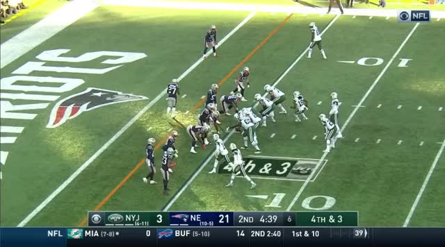 Watch and share 11b Gilmore Endzone Breakup On Anderson GIFs on Gfycat