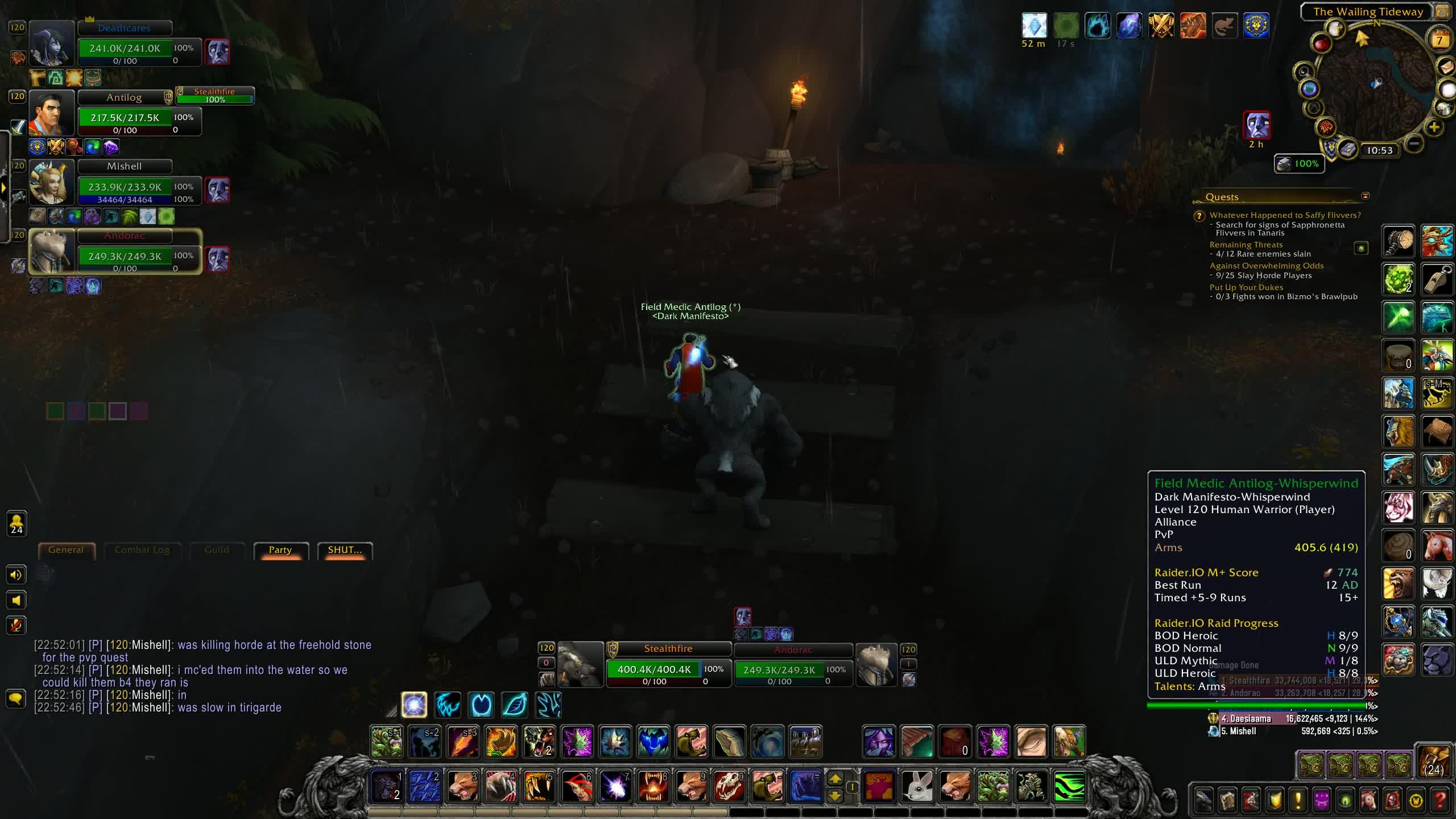 worldofwarcraft, World Of Warcraft 2019.04.07 - 22.53.45.03.DVR GIFs