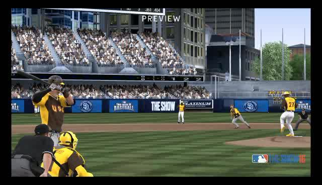 mlbtheshow, Ground-into-caught-stealing GIFs