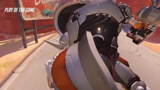 Watch and share Overwatch GIFs by yesat on Gfycat