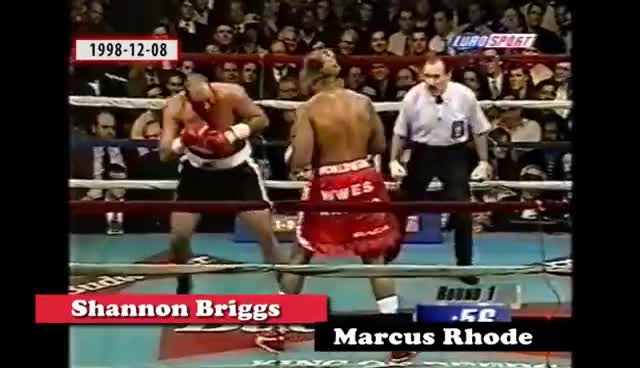 SHANNON BRIGGS ✰ KNOCKOUTS HD GIFs