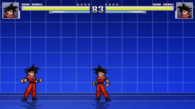 Watch and share Char GIFs and Goku GIFs by Drag02 on Gfycat
