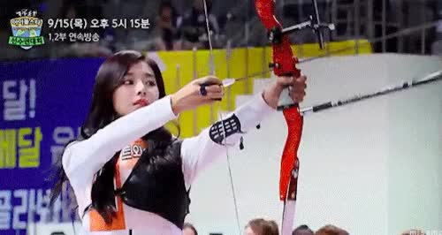 Watch and share 2most Graceful Archery In History GIFs on Gfycat
