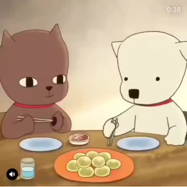 Watch Eating with a person you care about. This made me smile a bit too much GIF on Gfycat. Discover more eating, food, friend, friends GIFs on Gfycat