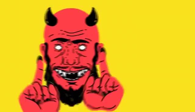 Diablo grosero GIFs