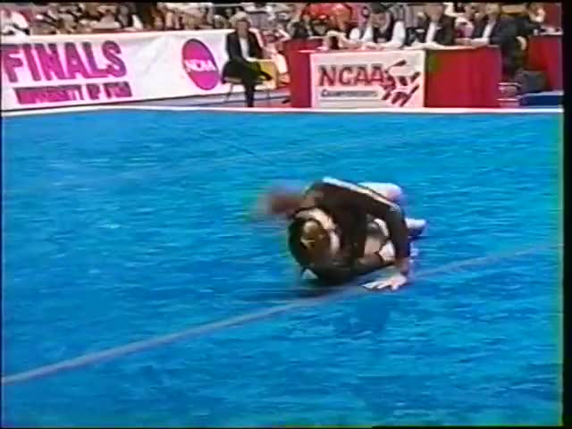 Watch 1999 NCAA GEORGIA GYMNASTICS 8 GIF on Gfycat. Discover more related GIFs on Gfycat