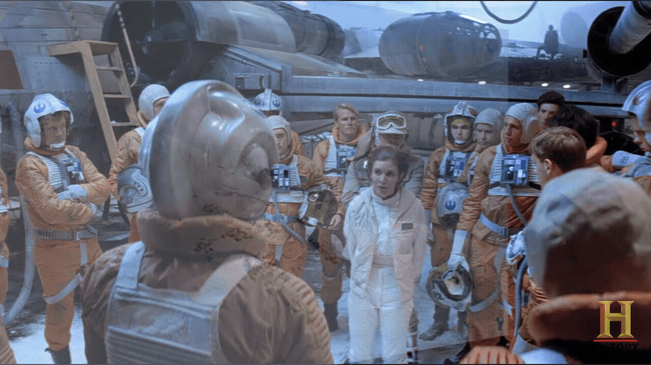 carrie fisher, celebs, The Fog of War GIFs