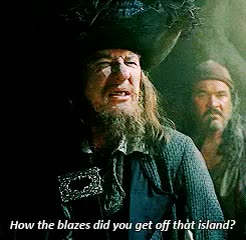 Watch and share Geoffrey Rush GIFs and Jack Sparrow GIFs on Gfycat