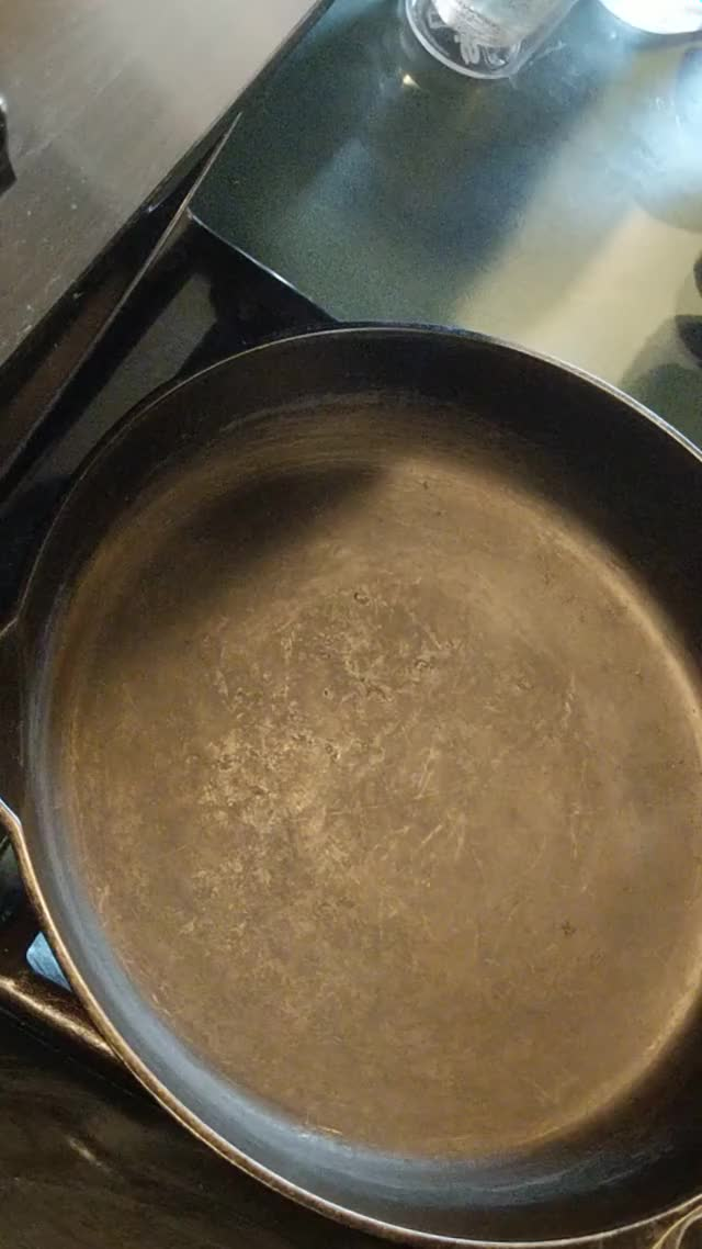 Watch and share Breakfast GIFs and Cast Iron GIFs by DeJeR on Gfycat